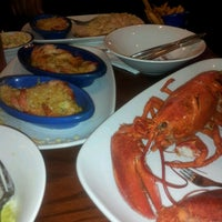 Photo taken at Red Lobster by Velories H. on 11/3/2012