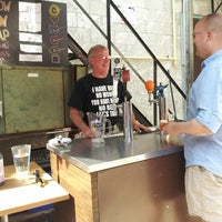 Photo taken at Stout Irish Pub by Eddie G. on 6/15/2013