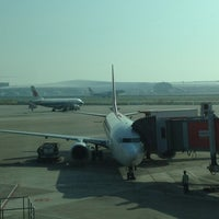 Photo taken at Shenzhen Bao'an International Airport (SZX) by Olivier M. on 2/13/2013
