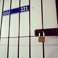Photo taken at CCTA - Centro de Comunicação, Turismo e Artes by Emanoel G. on 5/13/2013