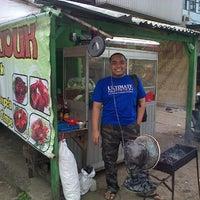 Photo taken at Nasi Uduk Pecel Lele aa Jacob by aa b. on 3/9/2013