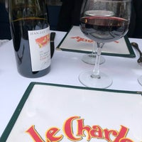 Photo taken at Le Charlot by stephen m. on 5/28/2018