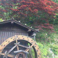 Photo taken at 牧水の滝 by 🍁 on 5/6/2017
