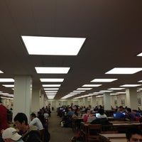 Photo taken at Herman B Wells Library by Jack M. on 11/14/2012