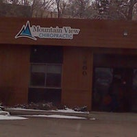 Photo taken at noutain view chiropractic by Wade H. on 4/1/2014