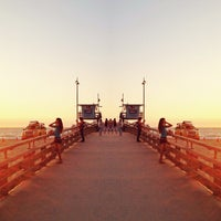 Photo taken at Venice Beach Pier by Kevin B. on 10/9/2013