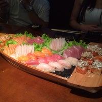 Снимок сделан в Saikou Sushi пользователем Anselmo M. 3/1/2014