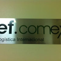 Photo taken at EF COMEX Logística Internacional Ltda by Fillipe R. on 2/21/2013