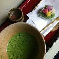 Photo taken at 御菓子司 三廼舎 by chizu on 5/21/2013