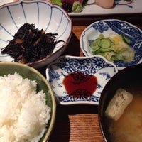 Photo taken at 味いな村 by chizu on 1/28/2014