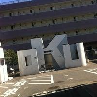 Photo taken at Oku Station by chizu on 2/16/2013