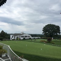 Photo taken at Greenwich Country Club by Mardi K. on 8/20/2016