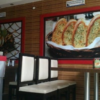 Photo taken at US Pizza by Sandesh G. on 11/26/2012