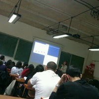 Photo taken at Lebanese University, Faculty of Science by Joe D. on 11/16/2012