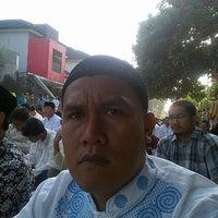 Photo taken at Masjid Nurul Jariyah by bagoes w. on 10/14/2013