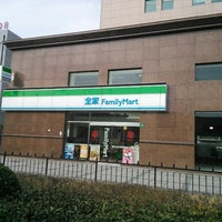 Photo taken at Family Mart (全家) by Tomato J. on 2/8/2014