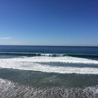 Photo taken at Beacon's Beach by Gina SuuperG S. on 11/25/2016