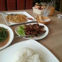 Photo taken at Lerk Thai by Josephine C. on 7/13/2013