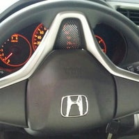Photo taken at Honda Cars Bulacan by Mark Anthony J. on 10/6/2015