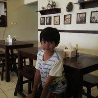 Photo taken at Wajan Oriental Cuisine by pisce A. on 12/8/2013