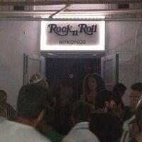 Photo taken at Rock n' Roll by Sakis P. on 7/23/2013