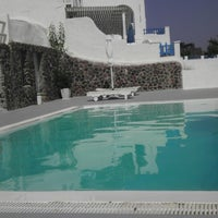 Photo taken at Oia Suites by Nandino L. on 5/30/2013