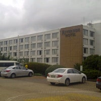 Photo taken at Riverside Hotel And Conference Centre by Priscilla N. on 1/19/2013