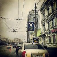 Photo taken at ПівденкомБанк / PivdencomBank by Igor T. on 3/8/2013