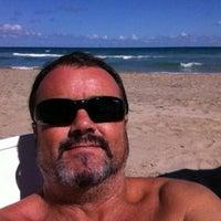 Photo taken at Playa del Tabal_La Manga by Pedro M. on 9/22/2013