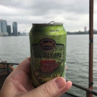 Photo taken at Brooklyn Barge by Jeffrey M. on 8/12/2017