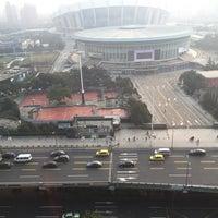 Photo taken at 上海耐克篮球公园 by David H. on 1/13/2016