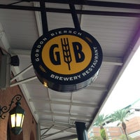 Photo taken at Gordon Biersch Brewery Restaurant by Olivia H. on 12/31/2012