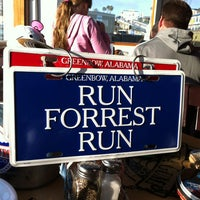 Photo taken at Bubba Gump Shrimp Co. by Мария К. on 7/24/2013