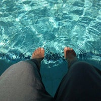 Photo taken at Lembah Dieng Swimming Pool by indah p. on 7/7/2016