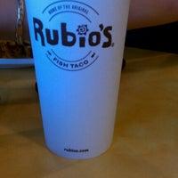 Photo taken at Rubio's Coastal Grill by Bernadette D. on 9/26/2012