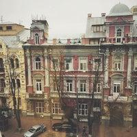 Foto scattata a Veselka Hostel da Netta K. il 11/14/2014