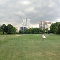 Photo taken at Sydney R. Marovitz Golf Course by Mike G. on 8/15/2013