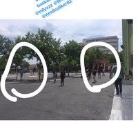 Photo taken at Büyükçekmece Anadolu Lisesi by Bilgay K. on 5/30/2017