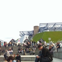 Photo taken at AccorHotels Arena by Julie G. on 6/26/2013