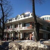 Снимок сделан в Новая опера пользователем Yaroslav S. 2/24/2013