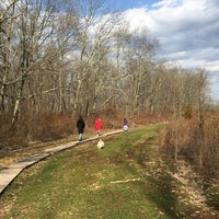 Photo taken at Stony Brook-Millstone Watershed Association by Mark K. on 4/5/2015