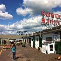 Photo taken at Trenton Farmers Market by Mark K. on 5/31/2014