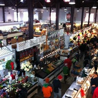 Photo taken at Lancaster Central Market by Mark K. on 12/22/2012