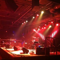 Photo taken at Baltimore Soundstage by Mark K. on 2/14/2013