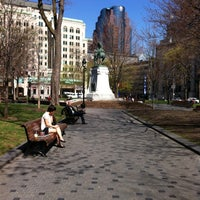 Photo taken at Square Dorchester by Mark K. on 5/1/2013