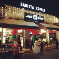 12/6/2012 tarihinde Fidel J.ziyaretçi tarafından Barista Coffee'de çekilen fotoğraf