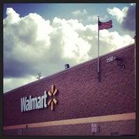 Photo taken at Walmart Supercenter by Fidel J. on 7/6/2013