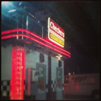 Photo taken at Checkers by Dex on 3/26/2013