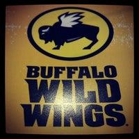 Photo taken at Buffalo Wild Wings by Dex on 3/1/2013