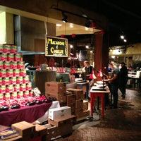 Photo taken at Cinzzetti's Italian Market Restaurant by Matt D. on 4/7/2013